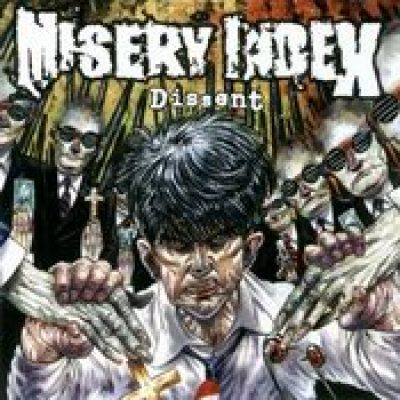 MISERY INDEX: Dissent (EP)