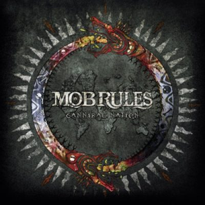 MOB RULES: Cover von ´Cannibal Nation´ & Releaseparty
