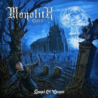 "MONOLITH CULT: Stream von ""Gospel of Despair""-Album"