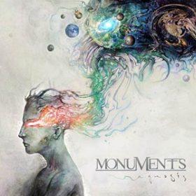 MONUMENTS: neues Album ´Gnosis´