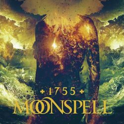 "MOONSPELL:  ""1755""  – Cover & Tracklist des neuen Albums"
