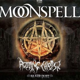 MOONSPELL:  Tour mit ROTTING CHRIST