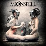 MOONSPELL: Cover von ´Alpha Noir´