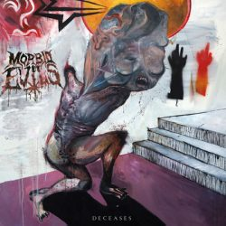 MORBID EVILS Deceases CD Cover