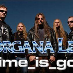 MORGANA LEFAY: Time Is God