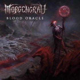 "MORGENGRAU: Neues Album ""Blood Oracle"""