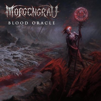 "MORGENGRAU: streamen ""Blood Oracle"" Album"