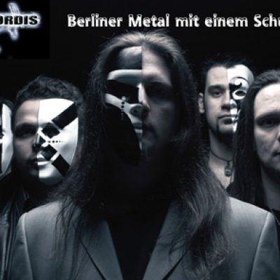 MORS CORDIS: Berliner Metal mit einem Schuss Rap
