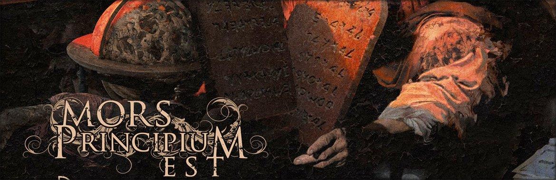 MORS PRINCIPIUM EST: Embers Of A Dying World (CD-Kritik)