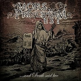 "MORS PRINCIPIUM EST: ""…And Death Said Live"" – neuer Song und Details zum Album"