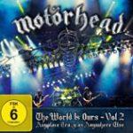 """MOTÖRHEAD: """"The Wörld Is Ours – Vol 2"""" erscheint im September"""