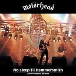 MOTÖRHEAD: No Sleep ´til Hammersmith – 20th Anniversary Edition