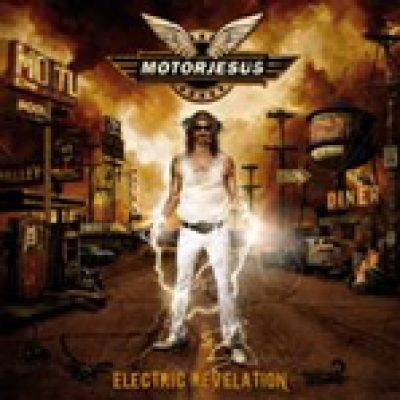 "MOTORJESUS: Cover & Tracklist von ""Electric Revelation"""
