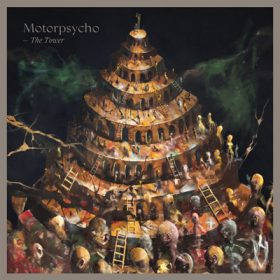 motorpsycho the tower CD Cover
