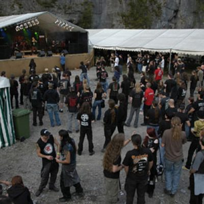 MOUNTAINS OF DEATH 2007: Berge, Brotsandwich und (Brutal) Death Metal