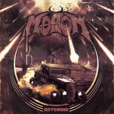 """MR. BISON: neues Album """"Asteroid"""""""