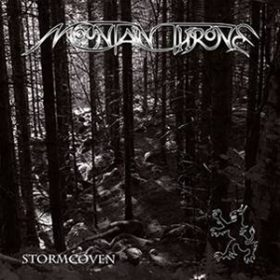 "MOUNTAIN THRONE Cover & Tracklist von ""Stormcoven"""