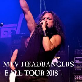 MTV HEADBANGERS BALL TOUR 2018: SUICIDAL ANGELS, DEATH ANGEL, SODOM, EXODUS