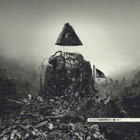 MURDER CONSTRUCT: Cover vom neuen Album ´Results´