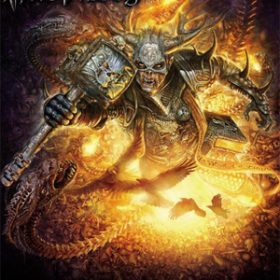 "MYSTIC PROPHECY: neues Album ""Killhammer"""