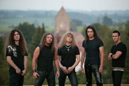 Mystic Prophecy - Promobild aus dem Jahr 2006