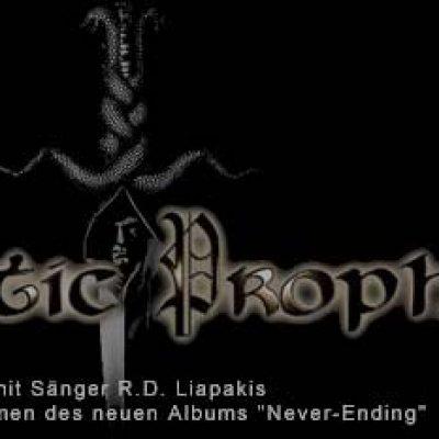 MYSTIC PROPHECY: Kurzinterview zum kommenden Album