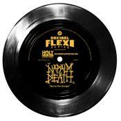 napalm-death-nurse-the-hunger decibel flexi series