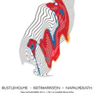NAPALM DEATH: Kunst-Performance im Live-Stream