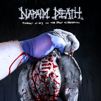 "NAPALM DEATH: dritter Song vom neuen Album ""Throes of Joy in the Jaws of Defeatism"""