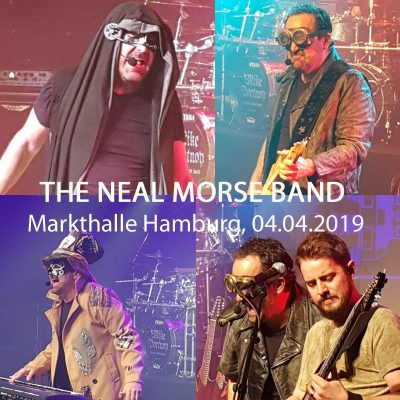 THE NEAL MORSE BAND: The Great Adventure – Live in der Hamburger Markthalle am 04.04.2019