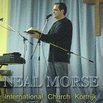 NEAL MORSE: International Church, Kortrijk, 15.02.2008