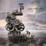 "THE NEAL MORSE BAND: Cover & Tracklist von ""The Grand Experiment"""