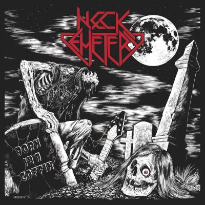 "NECK CEMETERY: zweiter Song von ""Born In A Coffin"""