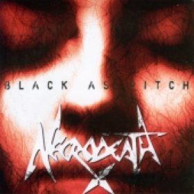 NECRODEATH: Black As Pitch