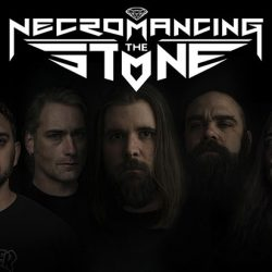 NECROMANCING THE STONE: neues Video