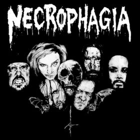 "NECROPHAGIA: ""WhiteWorm Cathedral"" erscheint am 24. Oktober"