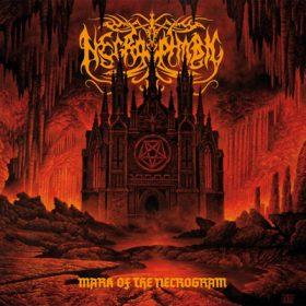 """NECROPHOBIC: """"Mark Of The Necrogram""""  – jetzt gibt' s den ersten Song"""