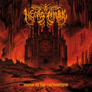 "NECROPHOBIC: ""Mark Of The Necrogram"" in den Charts"