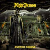 """NIGHT DEMON: Song vom neuen Album """"Darkness Remains"""""""