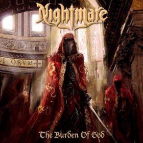 NIGHTMARE: neuees Album ´Burden of God´