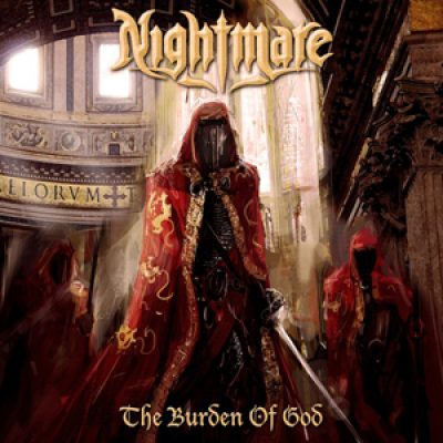 """NIGHTMARE: Neues Album """"The Burden Of God"""" ab 18. Mai"""