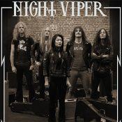 NIGHT VIPER: neue Vinyl-Single