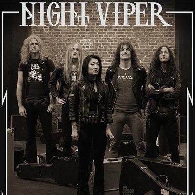 NIGHT VIPER: auf Tour