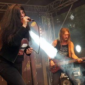 NIKKI PUPPET live beim ROCK IM TORF