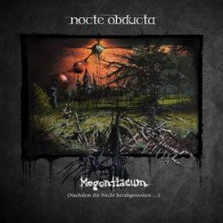 """NOCTE OBDUCTA: Song von """"Mogontiacum"""""""