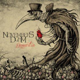 """NOVEMBERS DOOM: Songs vom neuen Album """"Hamartia"""""""