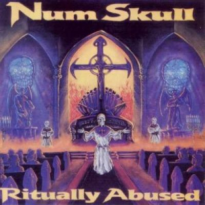 "NUM SKULL: Re-Release von ""Ritually Abused"""