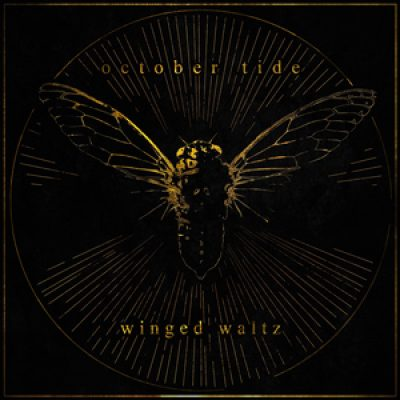 "OCTOBER TIDE:  neues Album ""Winged Waltz"""