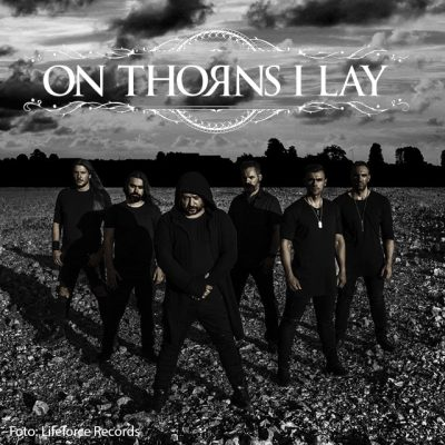 "ON THORNS I LAY: neues Album ""Threnos"""