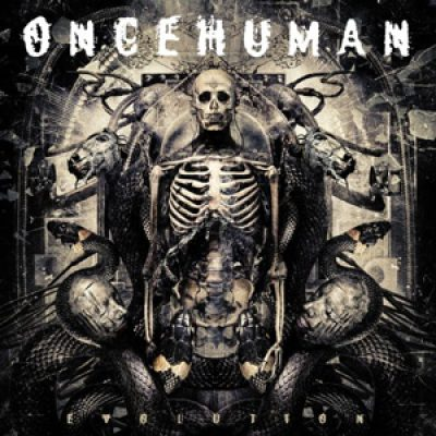 ONCE HUMAN: Album kommt im Februar